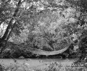 Hector Acebes Archive » Blog Archive » Vine bridge, Guinea